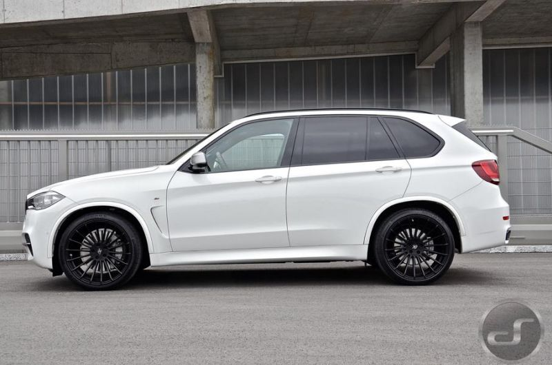 Hamann BMW X5 M50d by DS automobile & autowerke GmbH Tuning 2