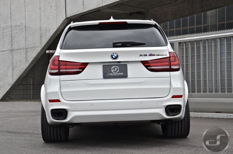 Hamann BMW X5 M50d by DS automobile & autowerke GmbH Tuning 4