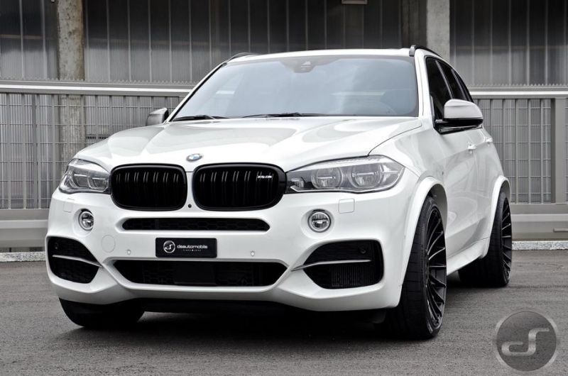 Hamann BMW X5 M50d by DS automobile & autowerke GmbH Tuning 5