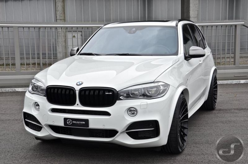 Hamann BMW X5 M50d by DS automobile & autowerke GmbH Tuning 6