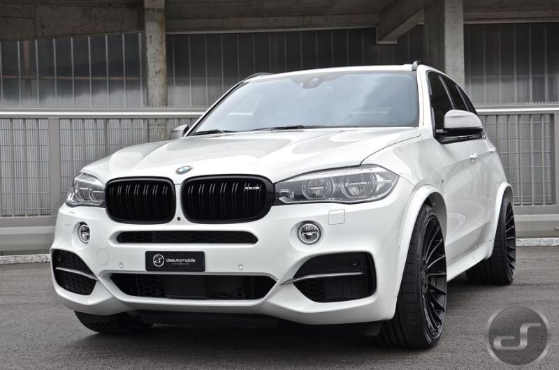 Hamann BMW X5 M50d by DS automobile & autowerke GmbH Tuning 7