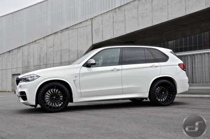 Hamann BMW X5 M50d by DS automobile & autowerke GmbH Tuning 8