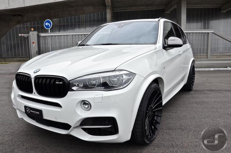Hamann BMW X5 M50d by DS automobile & autowerke GmbH Tuning 9