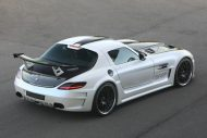 Hamann Motorsport Mercedes Benz SLS AMG C197 Tuning 12 190x127 Video: Hamann Hawk Mercedes SLS AMG Roadster