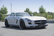 Hamann Motorsport Mercedes Benz SLS AMG C197 Tuning 18 190x126 Video: Hamann Hawk Mercedes SLS AMG Roadster