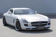 Hamann Motorsport Mercedes Benz SLS AMG C197 Tuning 21 190x126 Video: Hamann Hawk Mercedes SLS AMG Roadster