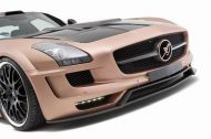 Hamann Motorsport Mercedes Benz SLS AMG C197 Tuning 27 190x126 Video: Hamann Hawk Mercedes SLS AMG Roadster