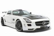 Hamann Motorsport Mercedes Benz SLS AMG C197 Tuning 59 190x126 Video: Hamann Hawk Mercedes SLS AMG Roadster