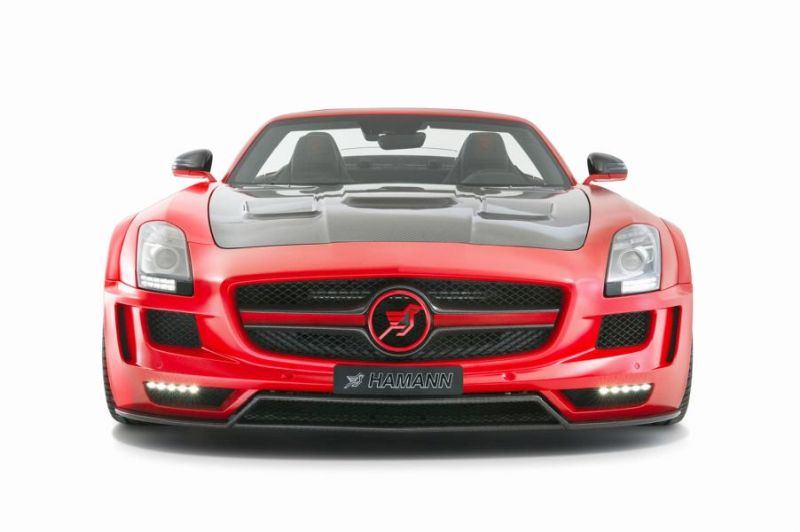 Hamann Motorsport Mercedes-Benz SLS Roadster R197 Tuning  (10)