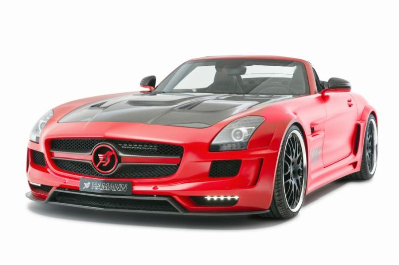 Hamann Motorsport Mercedes-Benz SLS Roadster R197 Tuning  (11)
