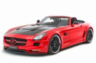 Hamann Motorsport Mercedes Benz SLS Roadster R197 Tuning 12 190x126 Video: Hamann Hawk Mercedes SLS AMG Roadster