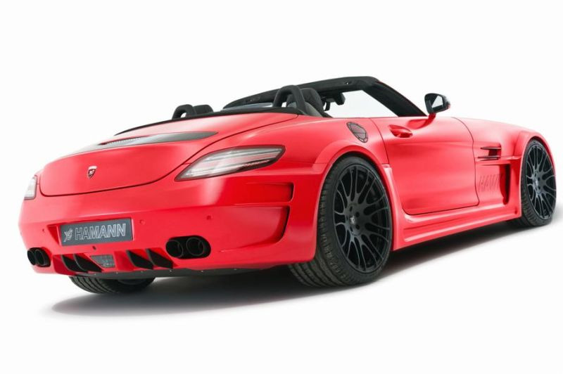 Hamann Motorsport Mercedes-Benz SLS Roadster R197 Tuning  (20)