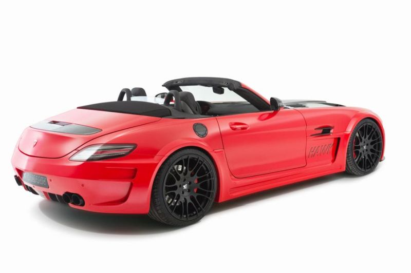 Hamann Motorsport Mercedes-Benz SLS Roadster R197 Tuning  (33)