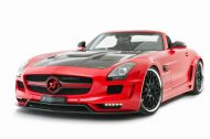 Hamann Motorsport Mercedes Benz SLS Roadster R197 Tuning 34 190x126 Video: Hamann Hawk Mercedes SLS AMG Roadster