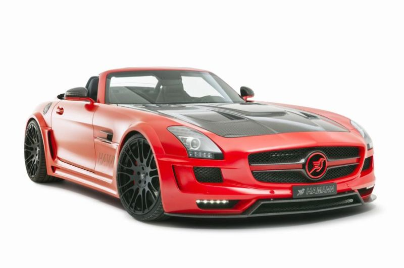 Hamann Motorsport Mercedes-Benz SLS Roadster R197 Tuning  (35)