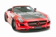 Hamann Motorsport Mercedes Benz SLS Roadster R197 Tuning 36 190x126 Video: Hamann Hawk Mercedes SLS AMG Roadster