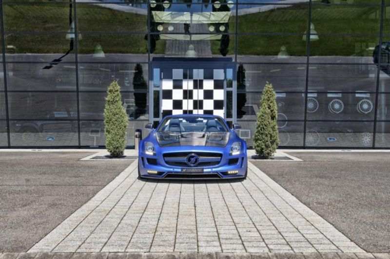 Hamann Motorsport Mercedes-Benz SLS Roadster R197 Tuning  (5)