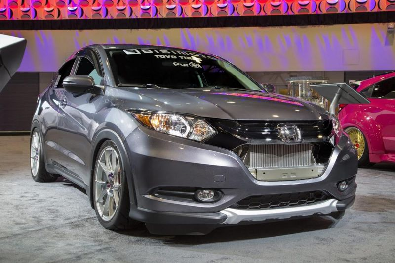Honda-SEMA-HR-V-tuning-car-1