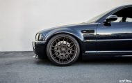Interesting Looking BMW E46 M3 By European Auto Source 2 190x119 Böses Outfit   schwarzer BMW E46 M3 by EAS Tuning