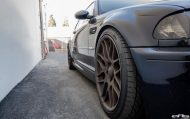 Interesting Looking BMW E46 M3 By European Auto Source 4 190x119 Böses Outfit   schwarzer BMW E46 M3 by EAS Tuning