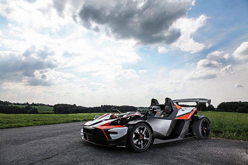 KTM X Bow R 1 tuning car new 1 Wimmer RST   KTM X Bow R Limited Edition mit 380PS
