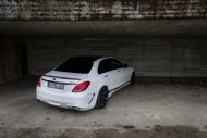 Lorinser C50 rear1 lr 190x127 Mercedes  Benz C 450 AMG 453PS & 620NM Lorinser C50