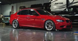 Melbourne Red BMW E92 M3 With Tuning 1 310x165 Melbourne Roter BMW E90 M3 auf 19 Zoll HRE Alu's
