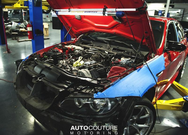 Melbourne-Red-BMW-E92-M3-With-Tuning-2