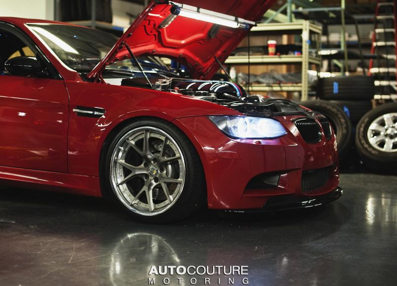 Melbourne-Red-BMW-E92-M3-With-Tuning-3
