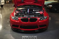 Melbourne Red BMW E92 M3 With Tuning 6 190x126 Melbourne Roter BMW E90 M3 auf 19 Zoll HRE Alu's