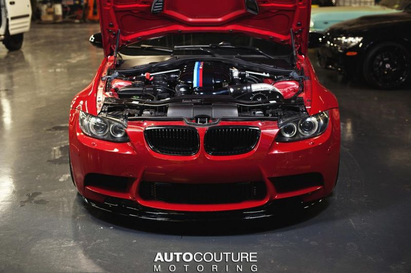 Melbourne-Red-BMW-E92-M3-With-Tuning-6