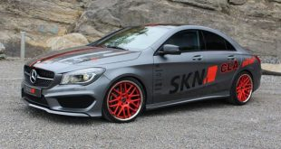 Mercedes CLA 400 SKN 400Ps tuning 3 310x165 Video: SKN powert den Mercedes CLA 250 Edition 1 auf 400 PS