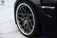 Modulare Wheels BMW M3 1 tuning 2 190x127 20 Zoll Modulare Wheels C1 am BMW M3 F80 in Schwarz