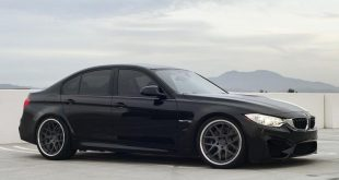 Modulare Wheels BMW M3 1 tuning 4 310x165 20 Zoll Modulare Wheels C1 am BMW M3 F80 in Schwarz