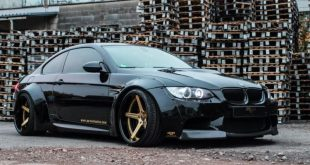 PP BMW M3 E92 Liberty Walk Bodykit 0 Tuning 1 310x165 Mercedes CLA Widebody auf 20 Zöllern by PP Exclusive