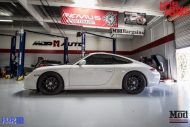 Porsche 997 Carrera HRE FF01 Tarmac on HR Springs 2 190x127 19 Zoll HRE FF01 Felgen am Porsche Carrera by ModBargains