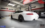 Porsche 997 Carrera HRE FF01 Tarmac on HR Springs 4 190x122 19 Zoll HRE FF01 Felgen am Porsche Carrera by ModBargains