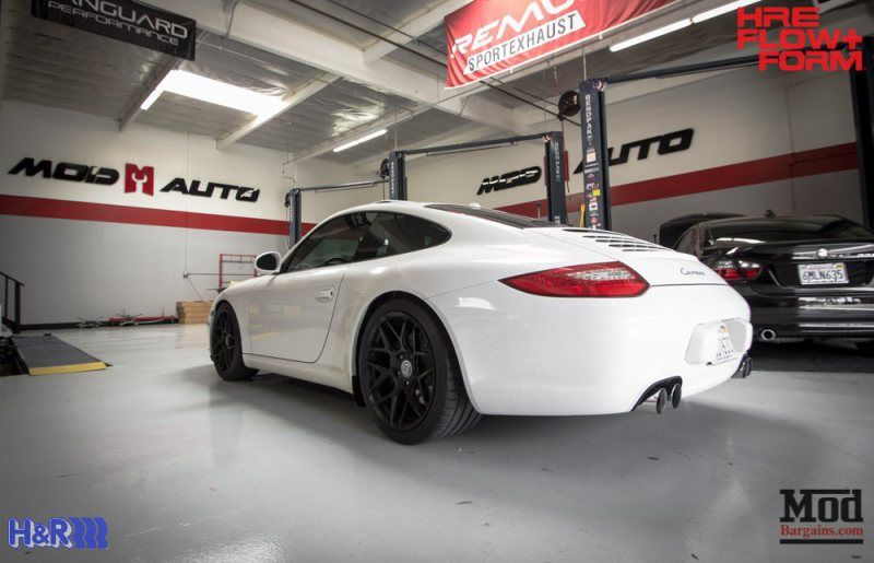 Porsche-997-Carrera-HRE-FF01-Tarmac-on-HR-Springs-4