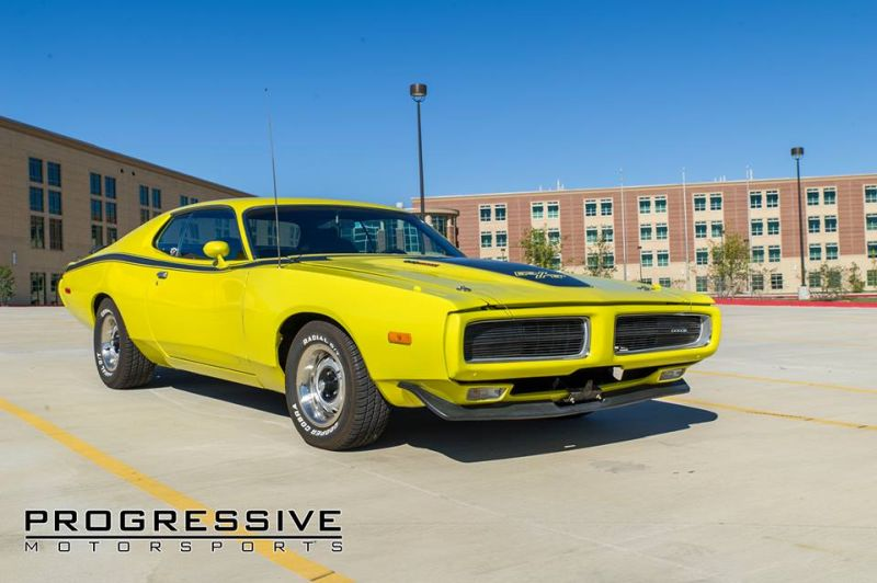 Progressive Autosports Charger 1 tuning cars 1 Progressive Autosports Dodge Charger R/T Restomod