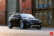 Range Rover Evoque on Air Suspension Vossen CVT Wheels © Vossen Wheels 2015 1032 840x560 190x127 Range Rover Evoque auf 22 Zoll Vossen CVT Alu's