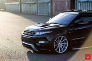 Range Rover Evoque on Air Suspension Vossen CVT Wheels © Vossen Wheels 2015 1087 840x560 190x127 Range Rover Evoque auf 22 Zoll Vossen CVT Alu's