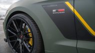 Roush Mustang tuning auto show 5 190x107 Militärgrüner Roush Performance Ford Mustang RST