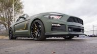 Roush Mustang tuning auto show 6 190x107 Militärgrüner Roush Performance Ford Mustang RST