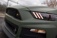 Roush Mustang tuning auto show 8 190x127 Militärgrüner Roush Performance Ford Mustang RST