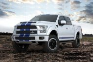 Shelby 1 ford f 150 tuning new 13 190x127 Der neue   Ford F 150 von Shelby American mit 710PS