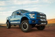 Shelby 1 ford f 150 tuning new 9 190x127 Der neue   Ford F 150 von Shelby American mit 710PS