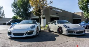 Supreme Power Porsche 991 GT3 3 310x165 2 x Porsche 911 GT3 (991) by Supreme Power