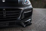 Techart Cayenne Magnum 1 tuning kit 3 190x127 Techart Porsche Cayenne (92A) Magnum Modell 2016