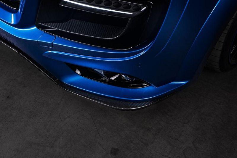 Techart Porsche Cayenne (92A) Magnum Modell 2016 7