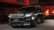 Toyota Land Cruiser Bodykit Black Bison Wald Internationale 6 190x107 Toyota Land Cruiser   brutalo Outfit by Wald Internationale